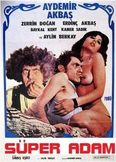 Süper Adam 1979 Aydemir Akbaş Filmi İzle reklamsız izle